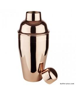 Shaker ze stali nierdzewnej 500 ml miedziany - APS
