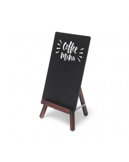 Mina sztaluga na menu JP NATURA 120 x 204 mm - ciemny brąz
