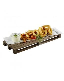 Deska do serwowania GENUSSPALETTE z drewna brzozowego 40 x 15 cm - APS