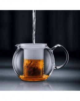 Zaparzacz do herbaty z sitkiem 500 ml Assam - BODUM