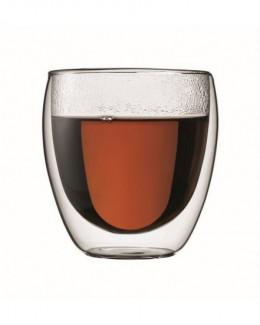 Zestaw 2 szklanek 250 ml Pavina - BODUM