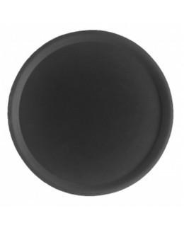 Taca gastronomiczna antypoślizgowa czarna 405 mm - Cambro CamTread