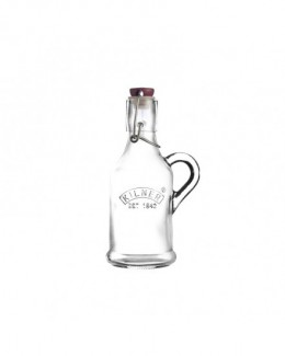 Karafka 200 ml Clip Top Bottle - KILNER
