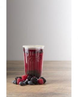 Wysoka szklanka do napojów 380 ml Vintage Drinking - KILNER
