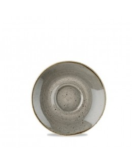 Spodek 155 mm - CHURCHILL, Stonecast Peppercorn Grey
