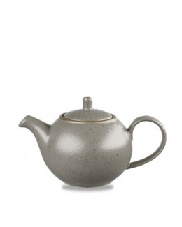 Imbryk 0,42 l - CHURCHILL, Stonecast Peppercorn Grey