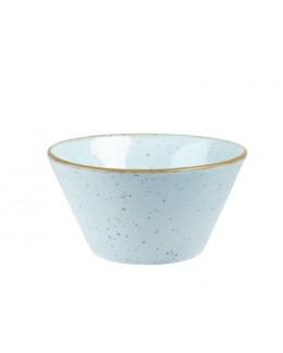 Salaterka / miseczka na dipy 0,09 l jasnoniebieska - CHURCHILL Stonecast Duck Egg