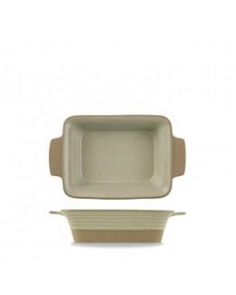 Naczynie prostokątne na lasagne 170 x 130 mm ART DE CUISINE Igneous