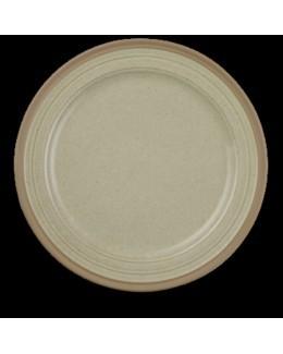 Talerz płaski 230 mm w stylu ludowym ART DE CUISINE Igneous