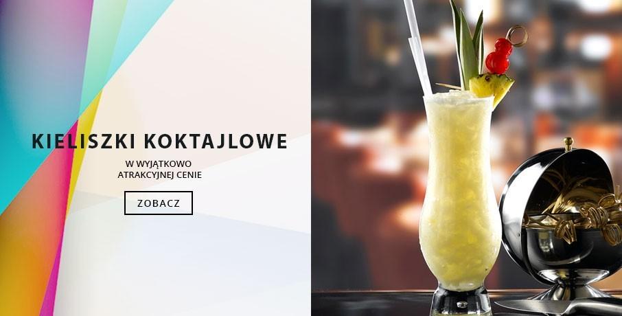 Kieliszki koktajlowe - Durobor