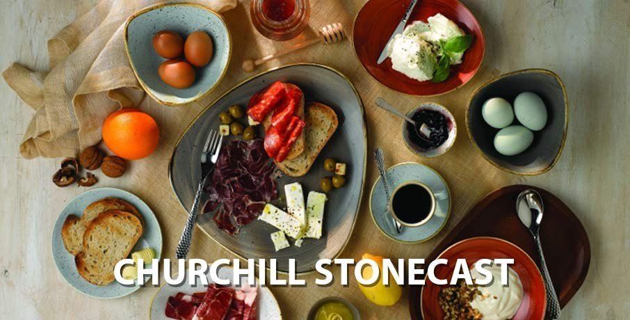 Churchill Stonecast - Produkty Horeca