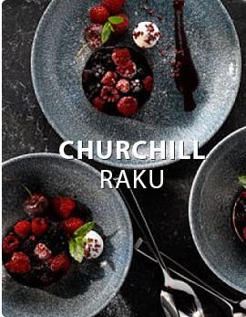 Churchill Raku - Zastawa Stołowa
