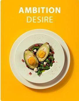 Ambition Desire